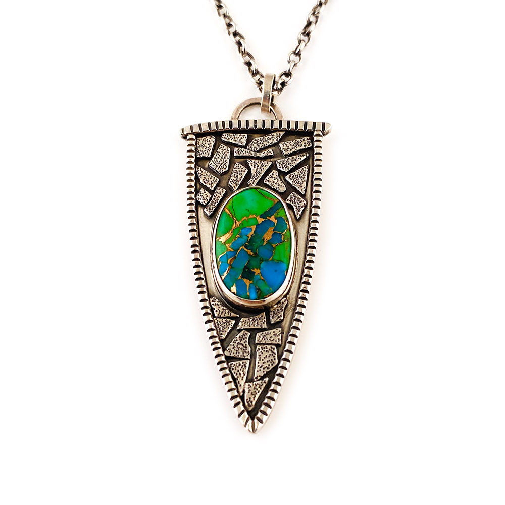 10_shield-of-protection-turquoise-silver-pendant