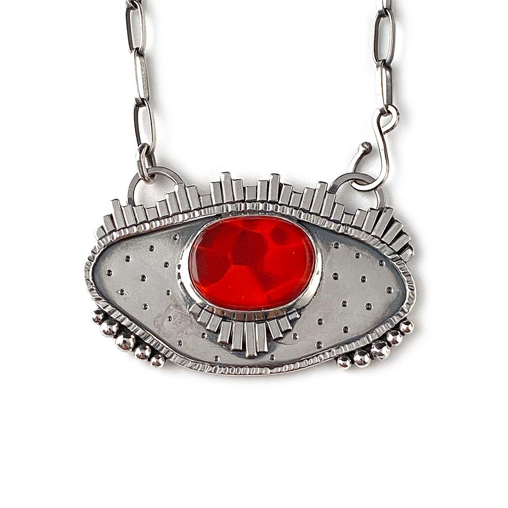 unique jewelry gift handmade pendant