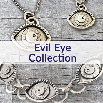 Sterling Silver Evil Eye Jewelry